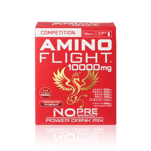 アミノフライト10000mgコンペティション(水に溶かずタイプ)10包入り