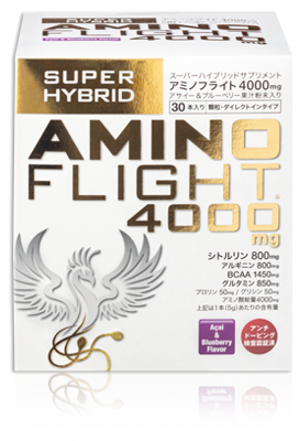 アミノフライト4000mgスーパーハイブリッド30本入り
